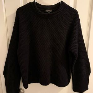 Topshop Chunk Knit Sweater
